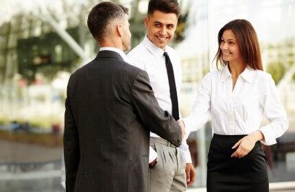 בעלי עסק חדש מקבלים הלוואת מימון